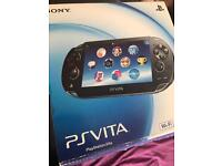 Playstation vita wifi games console