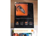 Orange Y22 Bluetooth headset