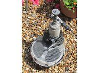 Easyflow pond filter