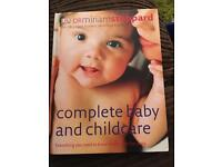 Baby and child book
