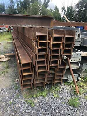 8 Steel Wide Flange H Beam W8 X 35 X 40 Steel Bridge I Beams