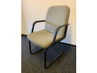 4 Office Meeting Chairs