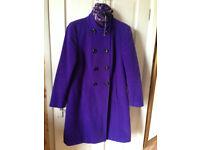 Precis Wool Ladies Coat size 12