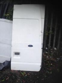 Ford transit semi high top doors