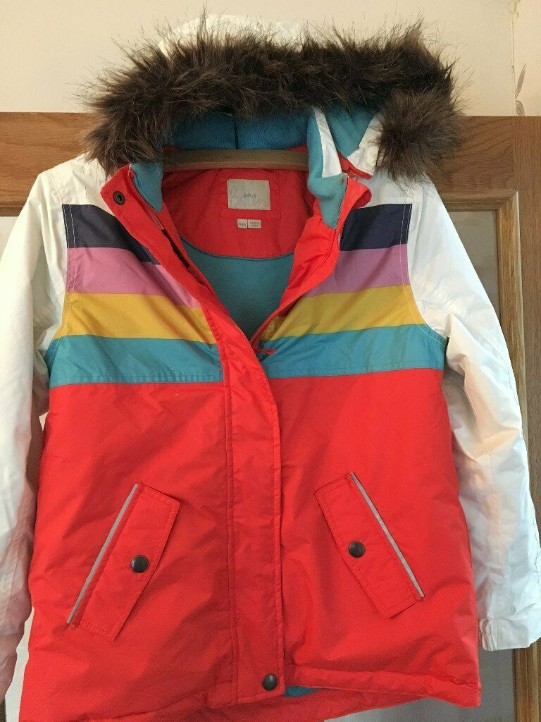 4c4e0b1a5db Boden Girls Multi Coloured Ski Jacket. Kingswood ...