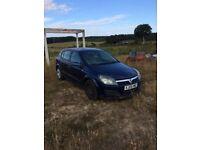 2005 Vauxhall's Astra 1.6 mot March 2019