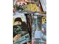 117 Elite war magazine's