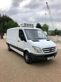 2008 (58) Mercedes Sprinter 209 CDI refrigerated van - one owner from new!