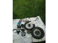 Pitbike job lot