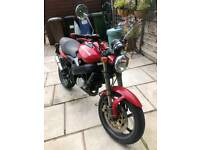 Cagiva raptor 125 spares or repair