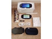 Sony PSP with extras