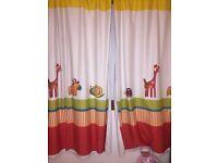 Mamas & papas Hoppity hip Moses basket/frame, bedding/cot bumper set