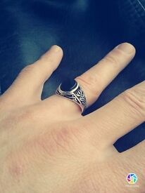 925 silver ring new item no: TC14