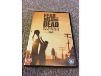 Fear The Walking Dead (First Season)