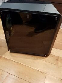 Cooler Master Mastercase 3 with Tempered Glass Panel Micro ATX