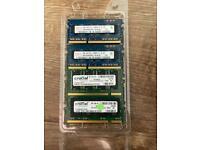 RAM DDR cards