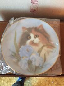 New collectors plate