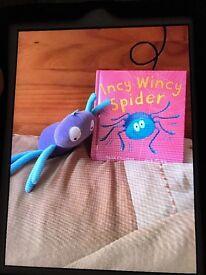 Book & Cuddly Toy
