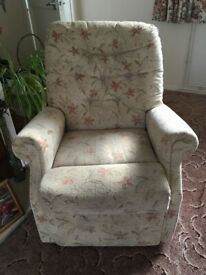 Armchair/recliner