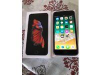 Apples IPhone 6s Plus 16gb black Unlocked with receipt