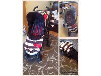 Cosatto Pram/pushchair/stroller/buggy. LAST TIME I REDUCE IT