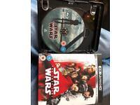 Star Wars Last Jedi Blu-ray