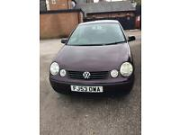 Volkswagen Polo 1.2 (53 plate)