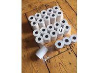 Thermal Paper Rolls 57 x 48mm (Box of 20) + 8 rolls