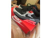 air maxs 90s suede worn ONCE