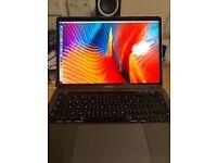 "2017 MacBook Pro 13"" Space Grey TouchBar. i7, 512GB SSD, 16GB RAM"