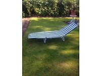 Garden Sunbed