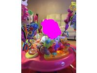 Fisher Price jumperoo/ bouncer