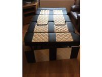NEW LUXURY 3/4 ROCKANDROLL BEDS WITH SEATBELTS