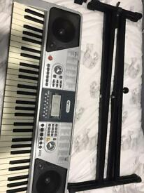 Acoustic solutions electric piano