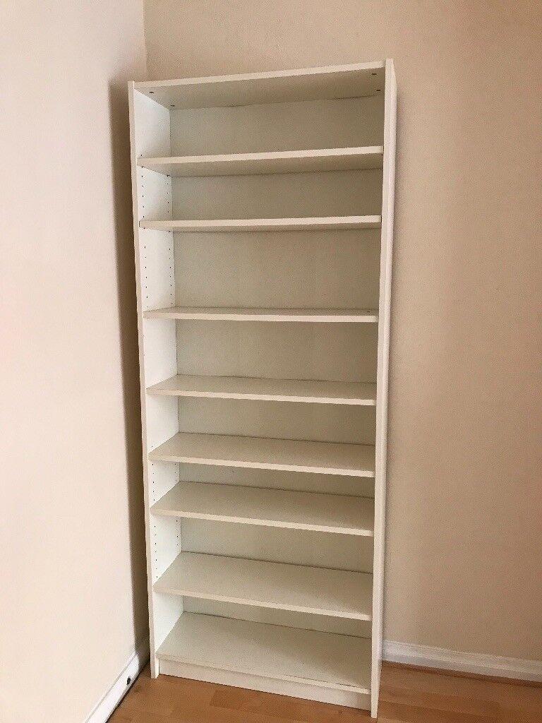 bookcase folding hampton bay standard shelf p tall bookcases in flip white flop the niche corner of