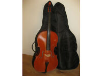 Cello - full size, with extras