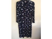 New Never been worn Cath Kidston Dress (SWANS) Size 10