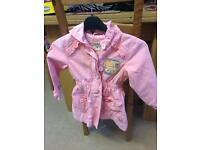 Girls coats aged 4-5 years
