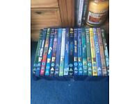 Bundle of Disney dvds