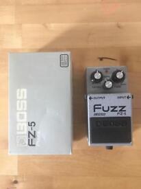 Boss Fuzz FZ5 for sale