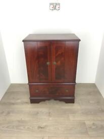Reproduction - Mahogany Wood Cabinet