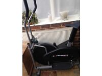 Cross Trainer/Exercise Bike
