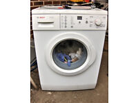 BOSCH WASHING MACHINE 6KG 1200.FREE DELI VERY B,MOUTH POOLE AND LYMINGTON