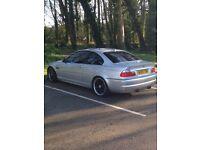bmw 3 series E46 coupe M3 style