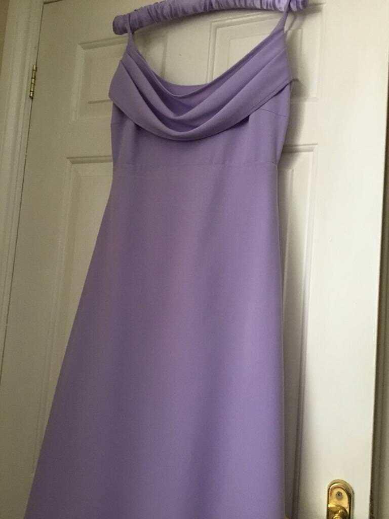 Lilac bridesmaid/prom dress | in Swansea | Gumtree