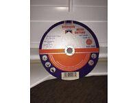 Grinder Metal Cutting Disk 22 mm New