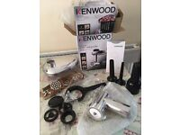 Kenwood AT950A multi food grinder attachment