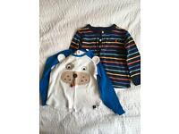 Joules t-shirts, 2-3yrs