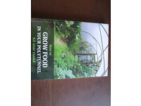 Grow food in your Polytunnel (large paperback)