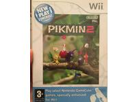Pikmin2 wii game
